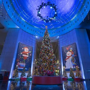 Museum Of Science And Industry Christmas Around The World 2019 What's Here   Museum of Science and Industry