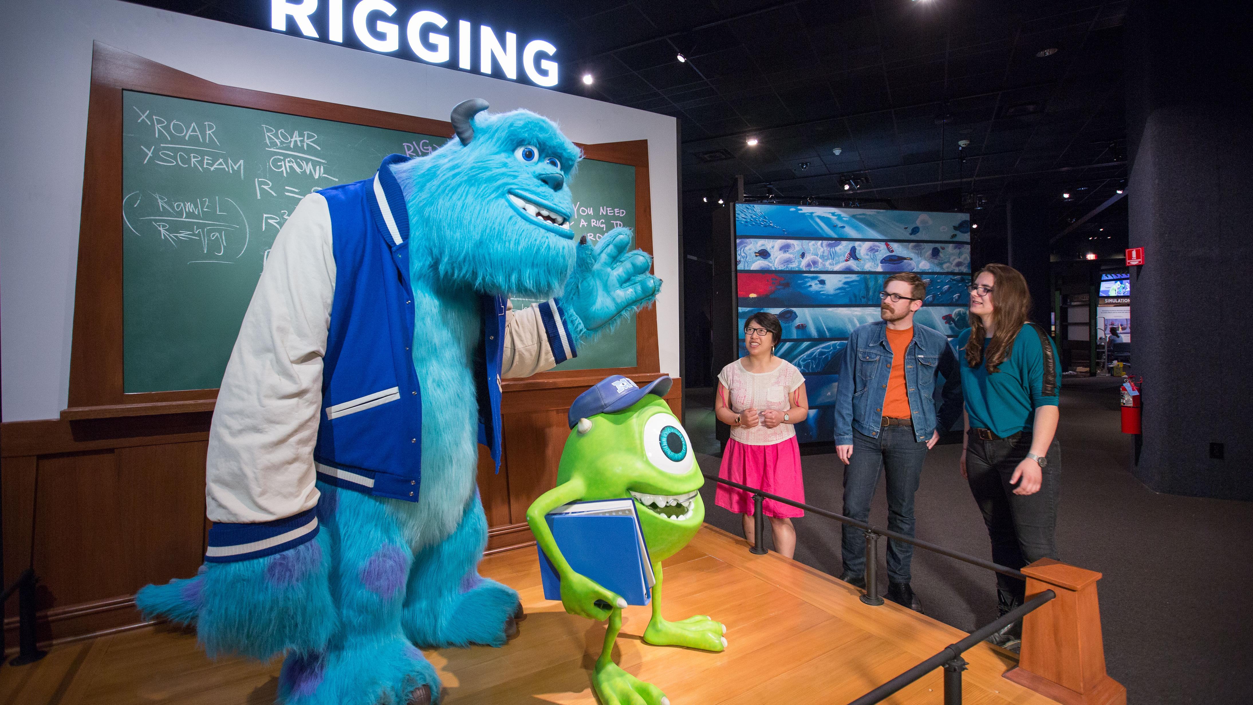 the science behind pixar museum of science and industry