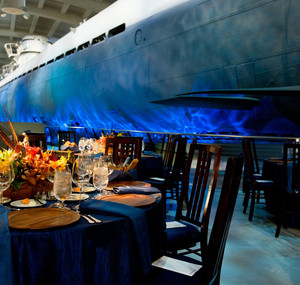 Dinner with the U-505