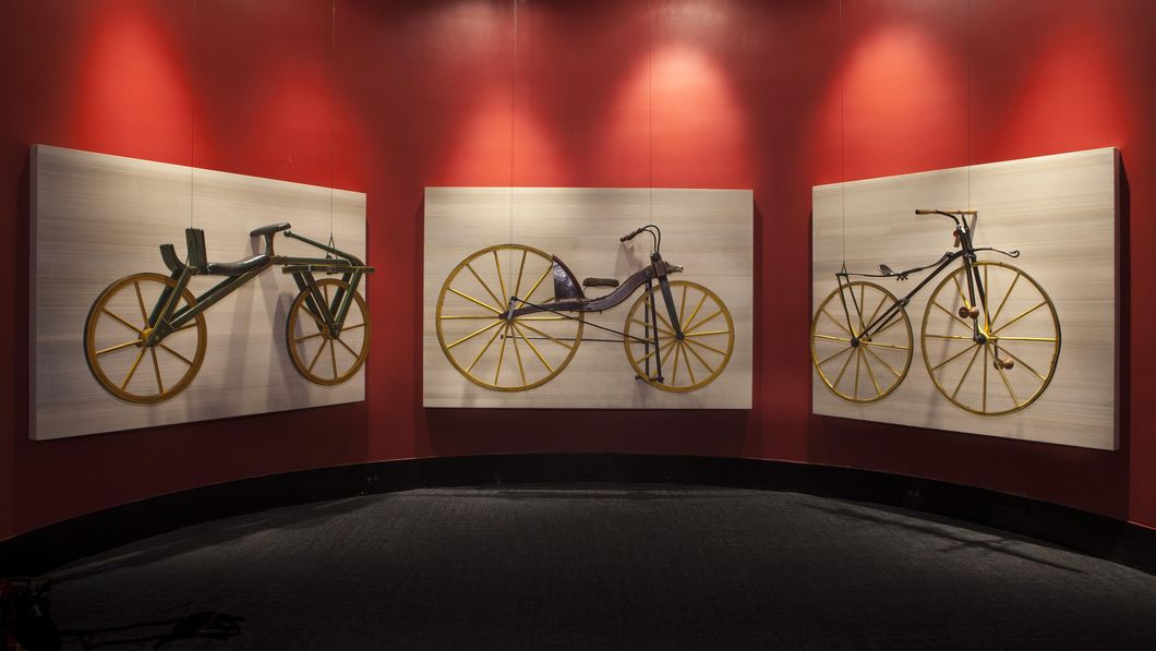 The Art of the Bicycle