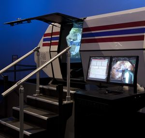 Flight and Ride Simulators