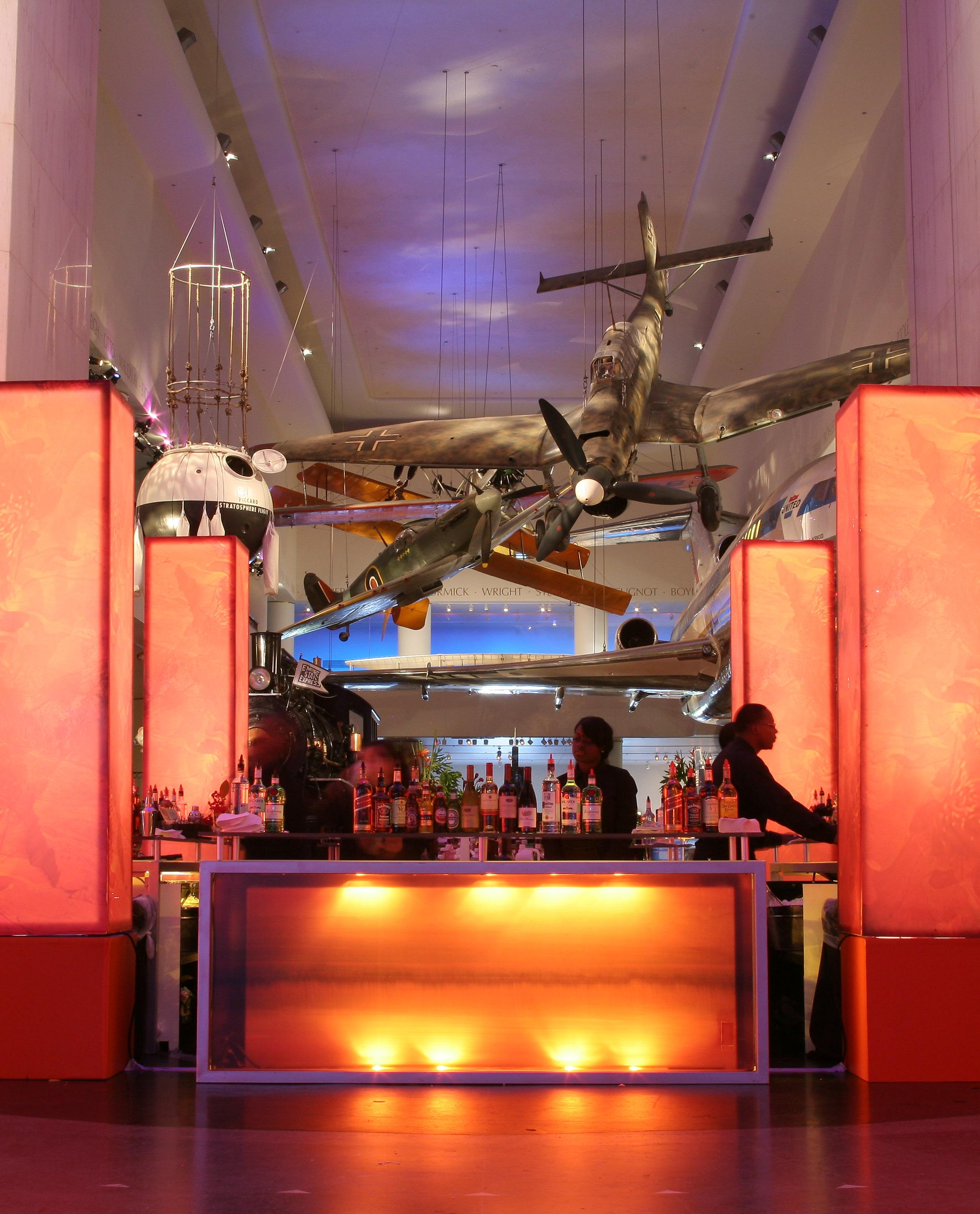 Museum Of Nature And Science Wedding: Museum Of Science And Industry
