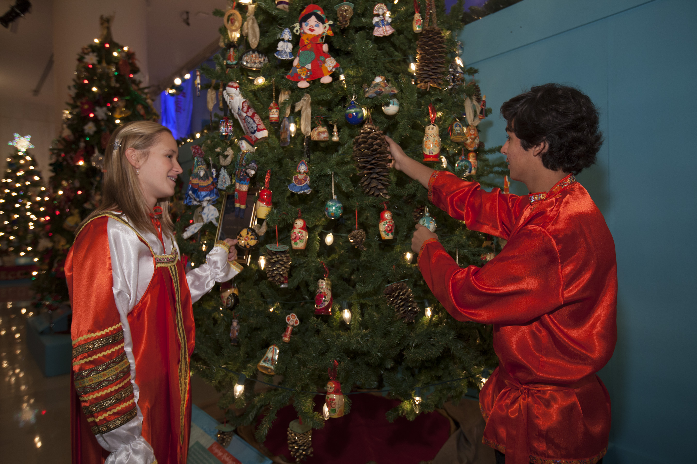 Christmas Around the World - Museum of Science and Industry
