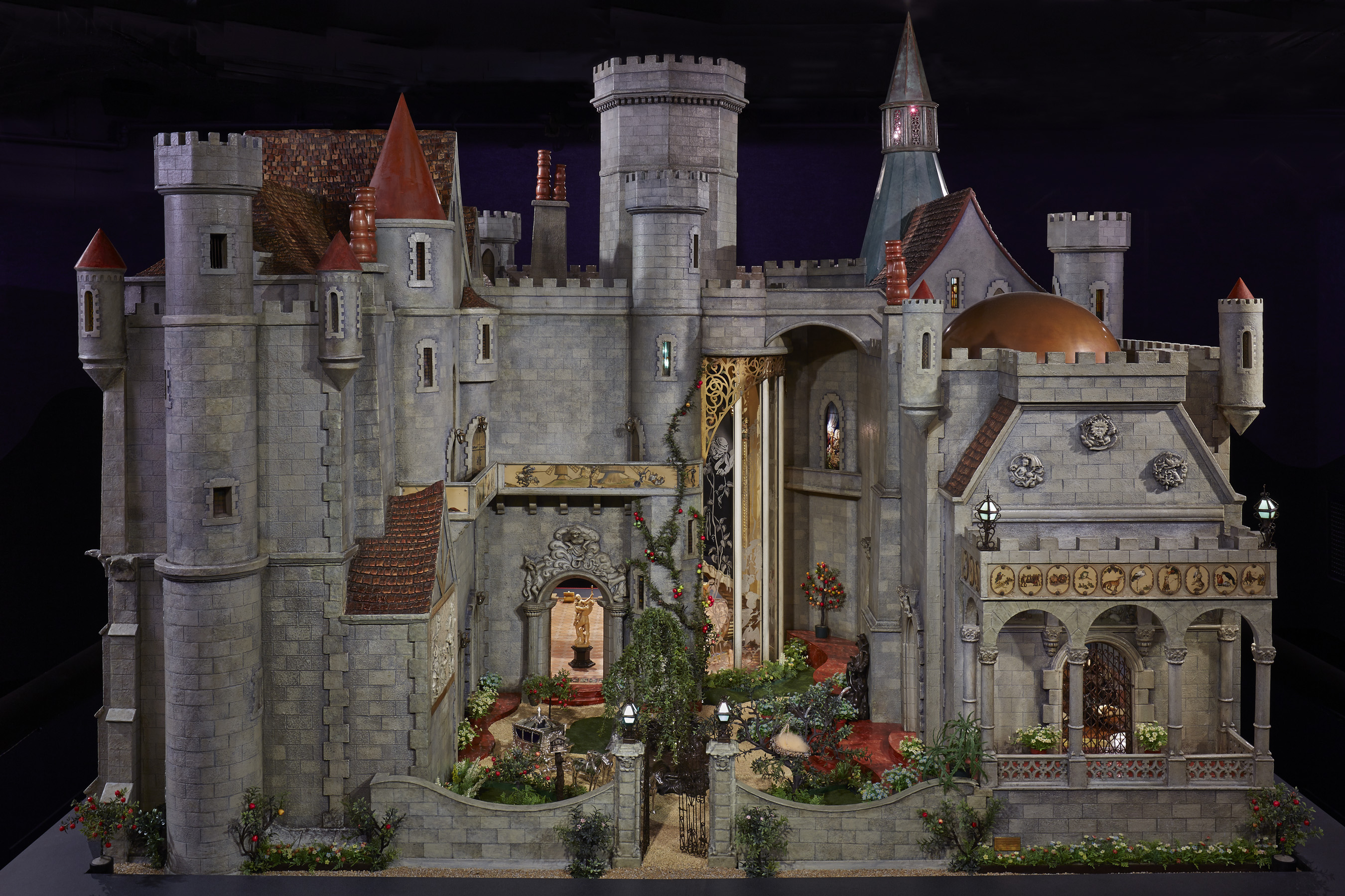 Colleen Moore S Fairy Castle Museum Of Science And Industry