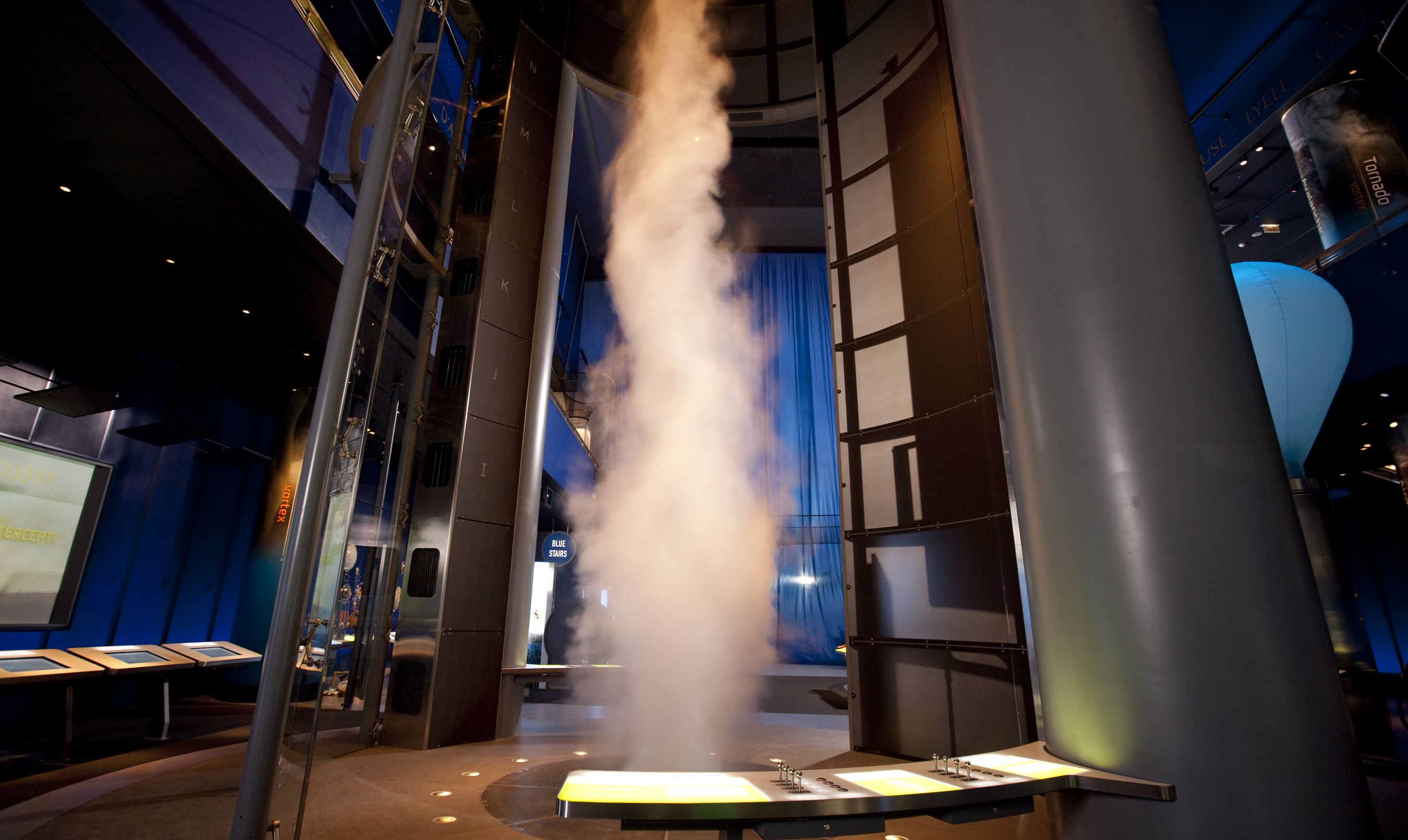 Science Storms Museum Of Science And Industry